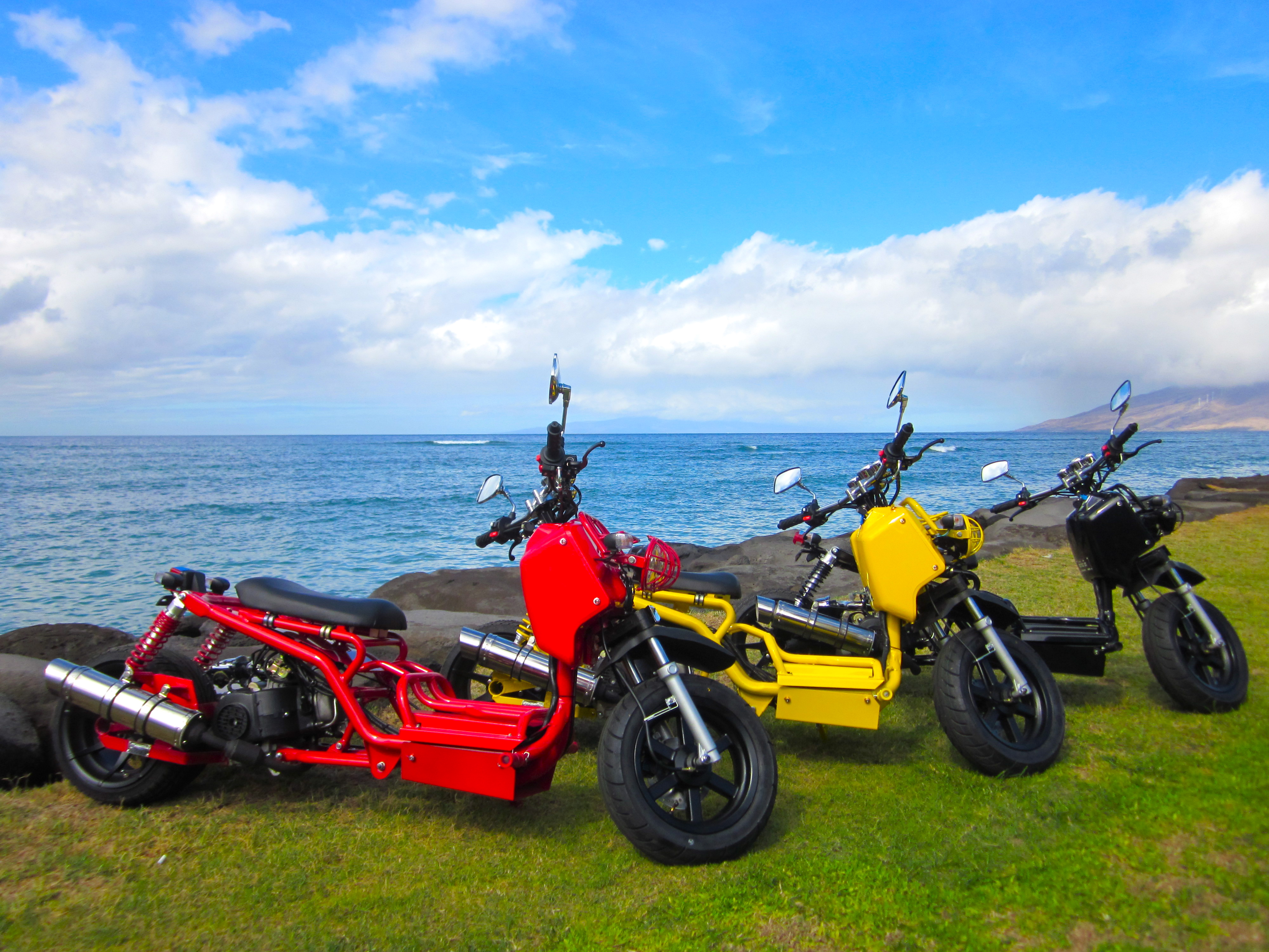 Maui-Scooter-Rentals