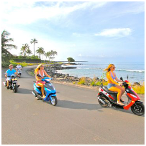Maui Scooter Tours Moped Rentals and Sales
