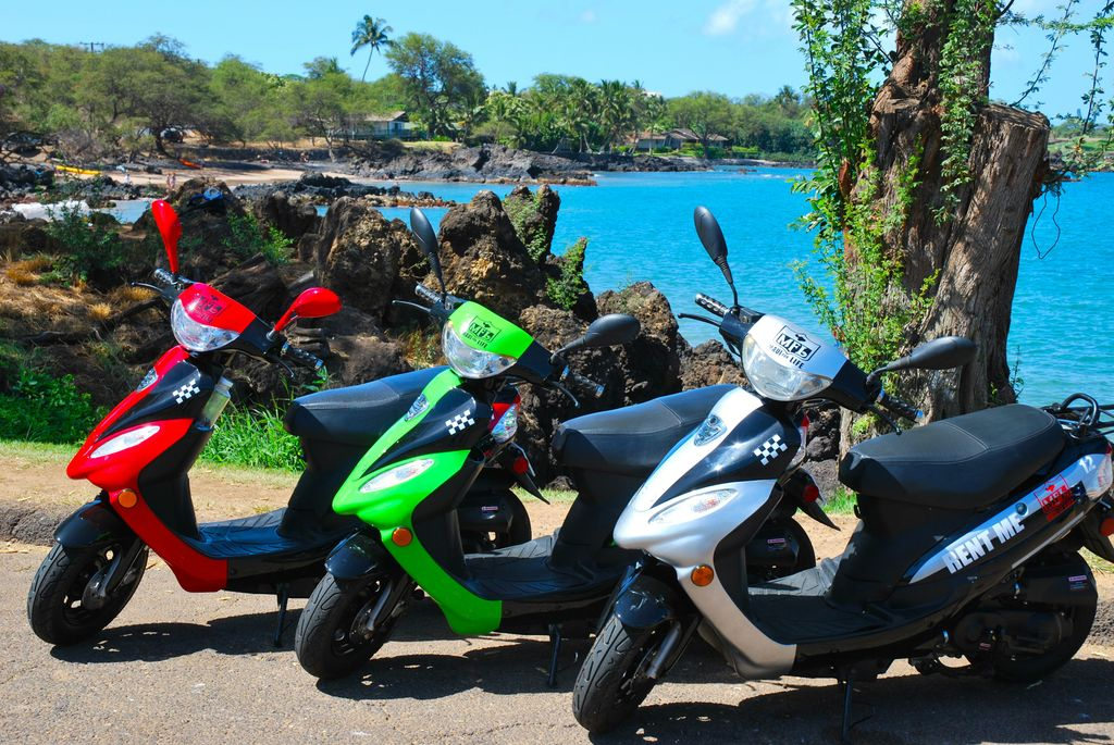 Hawaii Scooter Tours