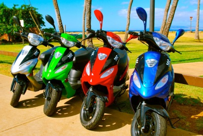 Maui Scooter Rentals-Maui Scooter Shack