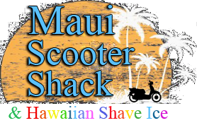 Maui Scooter Shack Logo