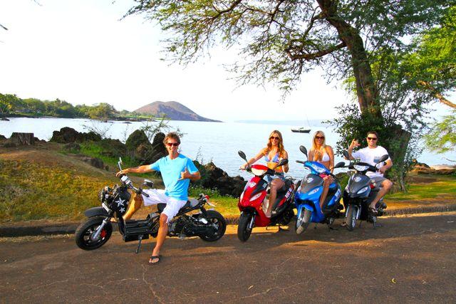 Maui-Scooter-Tour