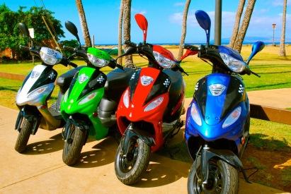 Maui Scooter Rentals-Maui Scooter Shack